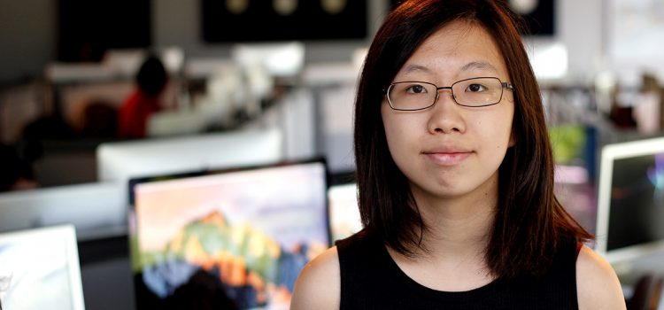 Janet Song: A writer fascinated by story