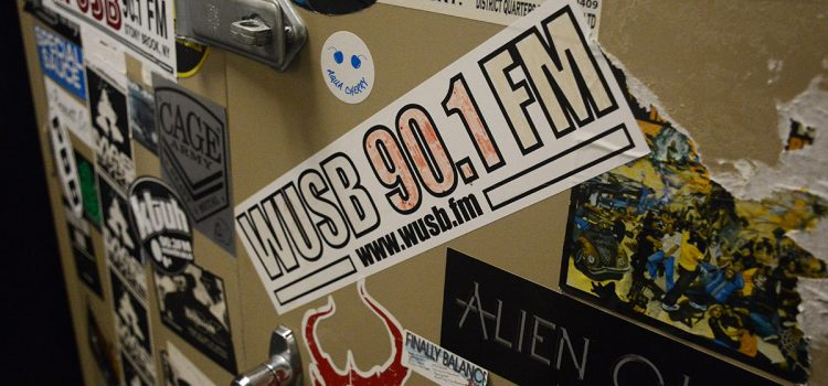 WUSB celebrates 40 years on the airwaves in new space